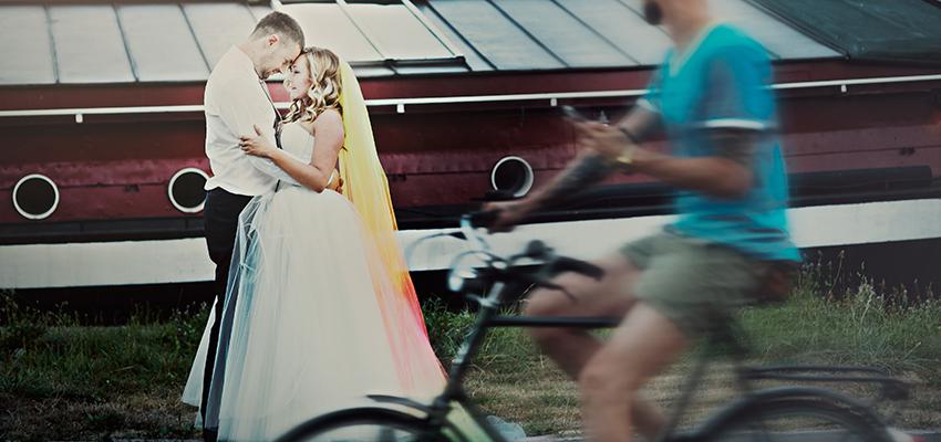 fotografia ślubna wieliczka