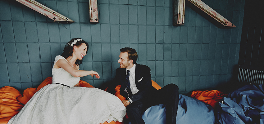 najpiekniejsze zdjęcia ślubne z Krakowa