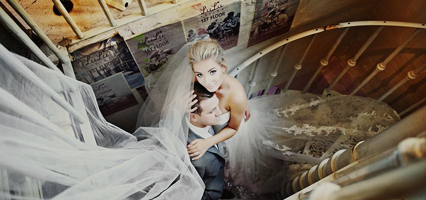 zdjęcia ślubne z Krakowa